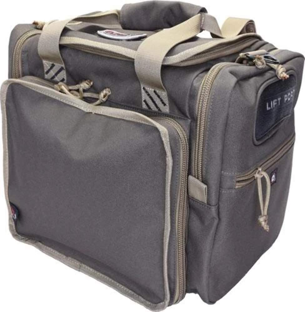 G.P.S. Wild About Shooting Large Range Bag w/Visual I.D. Storage System