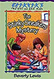 The Stinky Sneakers Mystery, Beverly Lewis, 1556617275