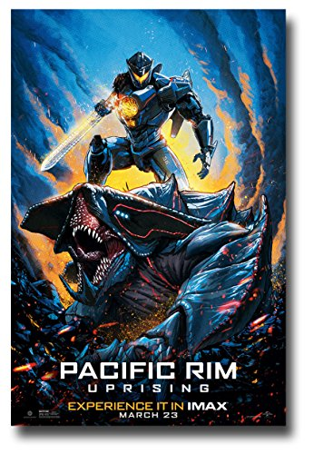 Pacific Rim 2 Uprising Poster Movie Promo 11 x 17 inches for sale  Delivered anywhere in USA