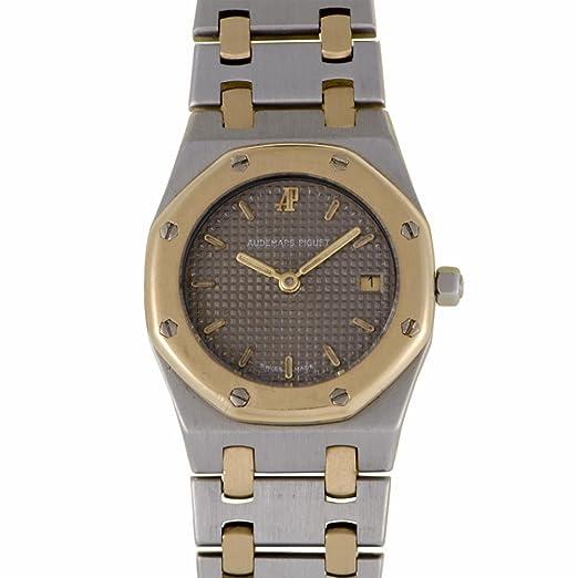 Audemars Piguet Royal Roble cuarzo mujer reloj 167948 (Certificado) de segunda mano: Audemars Piguet: Amazon.es: Relojes