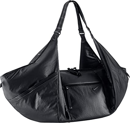 862998f78f69 Amazon.com  Nike Victory Gym Duffel Tote Bag for Women in Black  Sports    Outdoors