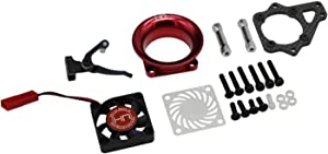 Hot Racing TRXF303WC02 XL-5 VH Esc High Velocity Fan with EZ Switch