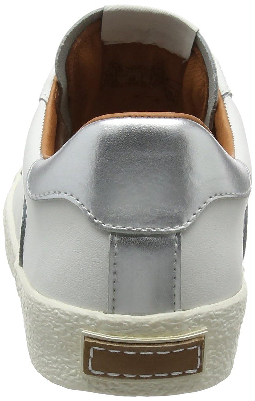 Pepe Silber Jeans Damen Portobello W Sneaker Silber Pepe (Silver) 3f8f66