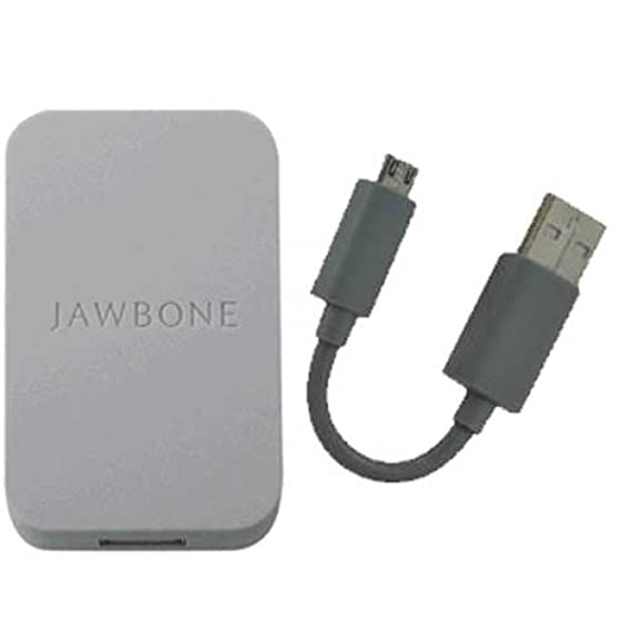 9665cb1271b Amazon.com: Jawbone USB Wall Charger with Short Micro USB cable (for ...