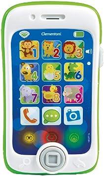 Clementoni - Smartphone Toca y juega (17223): Amazon.es ...