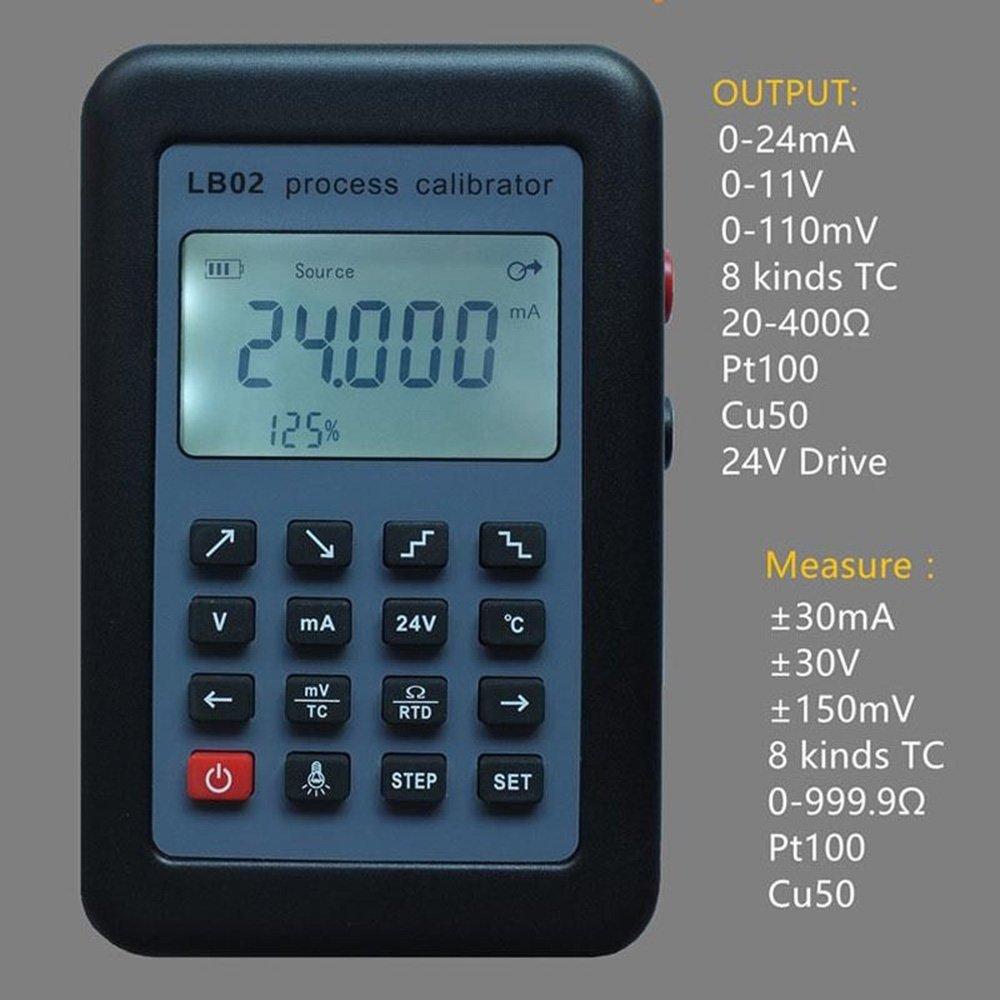 Vielseitiger Signalgenerator von Eleoption - LB02, Voltmeter