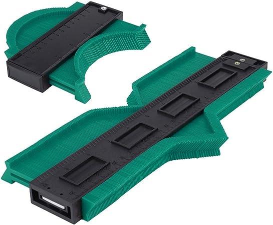5 In Contour Gauge Duplicator Woodworking Shape Tracing Template Measuring Tool