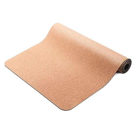 Amazon.com : FANFF Yoga mats Yoga Mat 5mm Thickening ...
