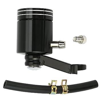Amazon.com: sclmotor Negro Depósitos de fluido de freno ...