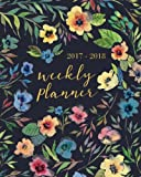 Kyпить 2017-2018 Academic Planner Weekly And Monthly: Calendar Schedule Organizer на Amazon.com