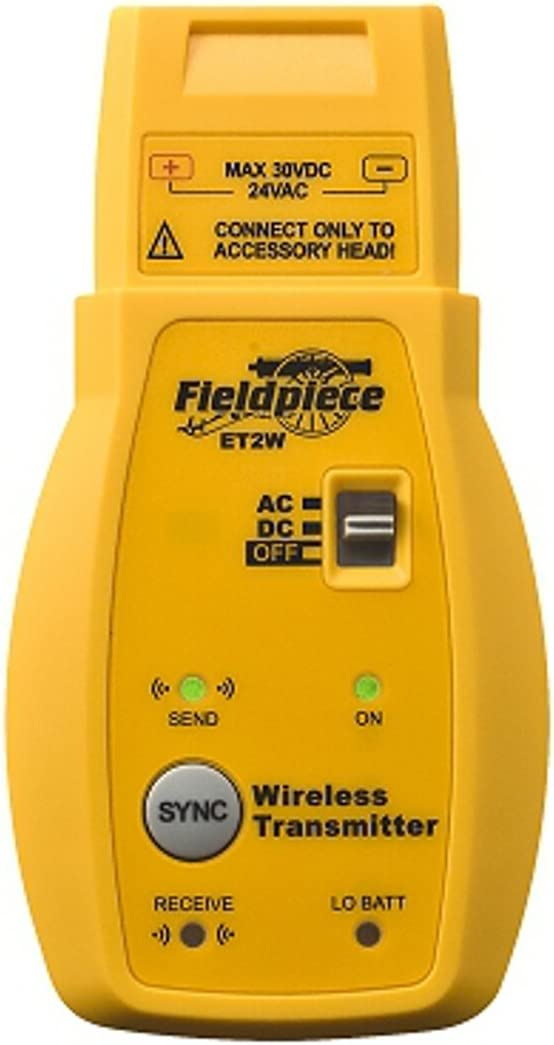 Fieldpiece ET2W Wireless Transmitter