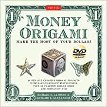 Learn how to make origami dvd