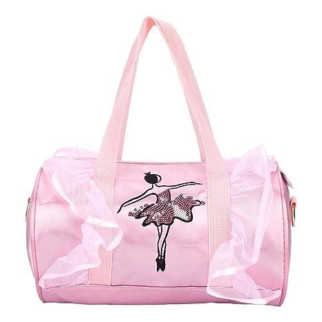Doukon Ballet Princess Dance Bag Bolsas de Cuerpo Cruzado ...