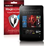 "Amazon Kindle Fire HDX 8.9"" Screen Protector, MediaDevil Magicscreen Crystal Clear (Invisible) Edition - (2 x Protectors)"