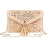 Mily Glitter Sequins Envelop Clutch Tote Shoulder Bag Handbag