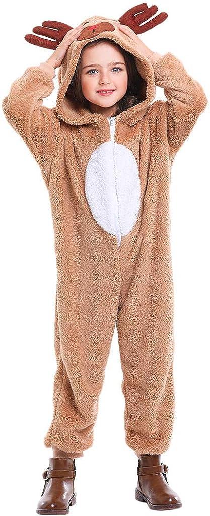 Monos de Navidad SUNNSEAN Mameluco Disfraz de Reno de Navidad para ...