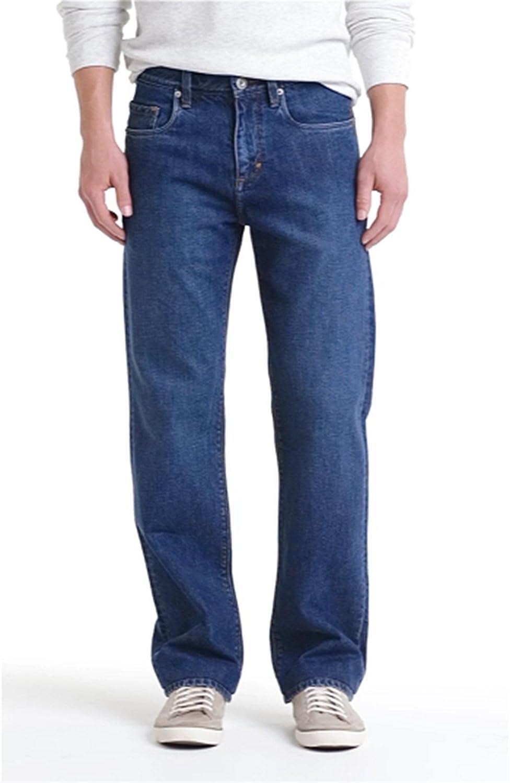 United Denim Of America Phoenix Slim Straight Denim Jeans cheap