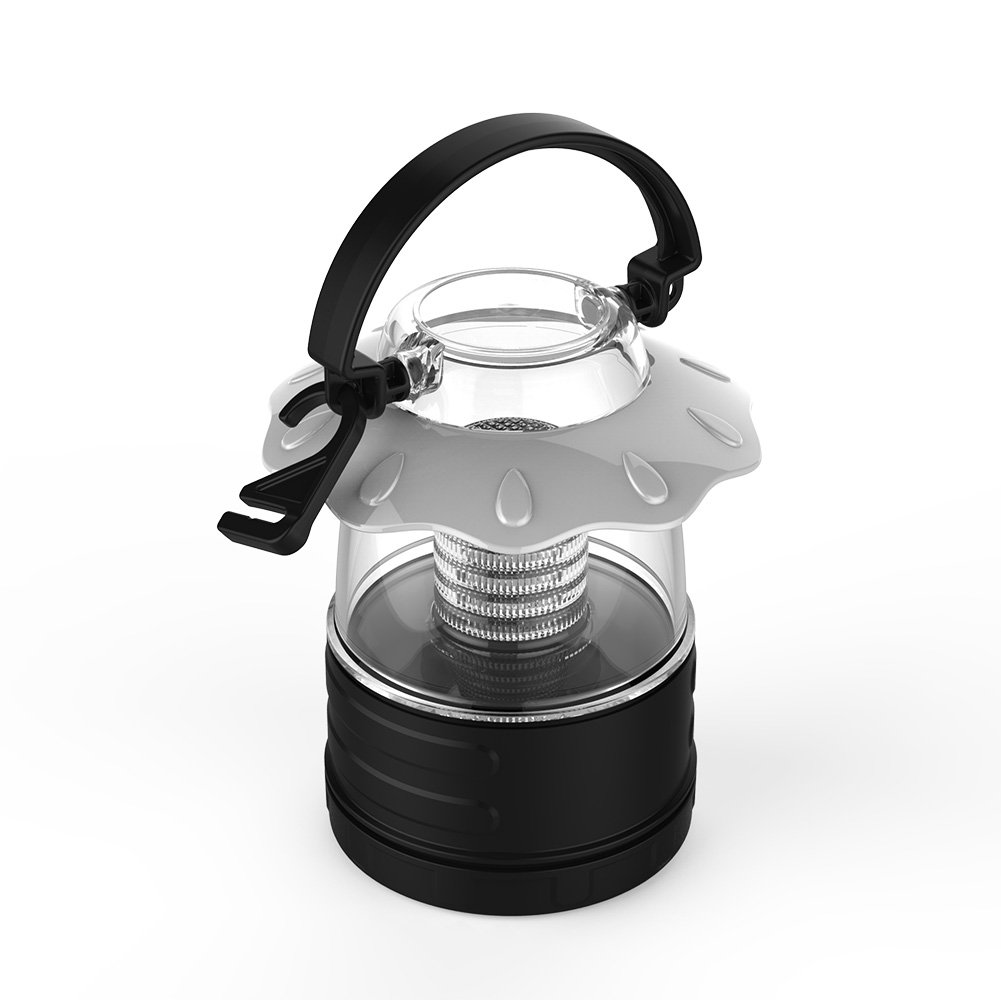 Ultra Bright LED Lantern Camping Collapses Handle For Hiking ,Outdoors,Emergencies