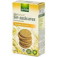 Gullón - Galleta sin azúcar Dorada al horno Diet Nature, 330g