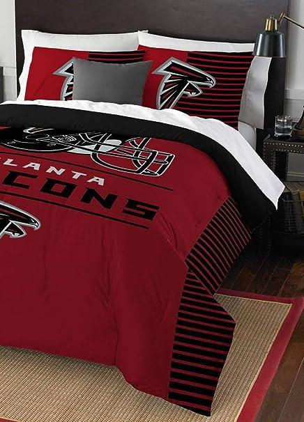 save off 6b1fe 72848 Amazon.com: Northwest NFL Atlanta Falcons Draft Full/Queen ...