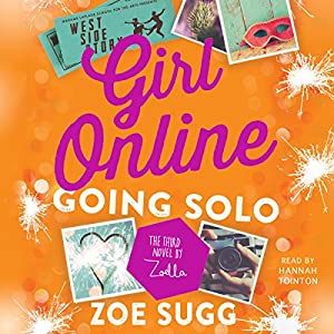 Girl Online: Going Solo Audiobook