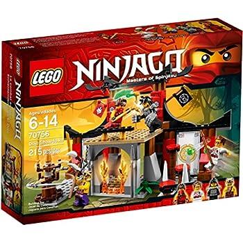 LEGO, Ninjago, Dojo Showdown (70756)
