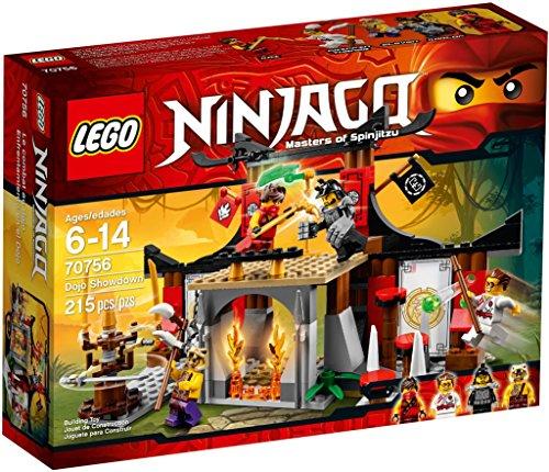 LEGO, Ninjago, Dojo Showdown (70756) (Lego 4 Sets Ninjago Season)