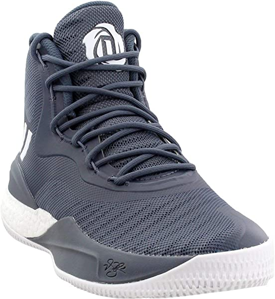 f59f9fdc8cd5 adidas Mens SM D Rose 8 NBA NCAA Athletic   Sneakers
