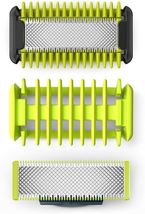 Philips OneBlade cara y cuerpo QP620/50 - Cuchilla de recambio ...