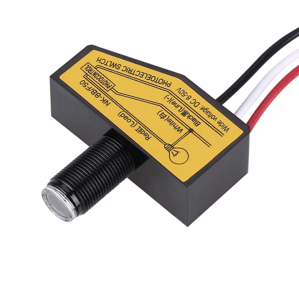 Mini Light Switching Sensor Remote Photocell Three-Wire System Dusk To Till Dawn Saving Energy Mootea Photocell Switch