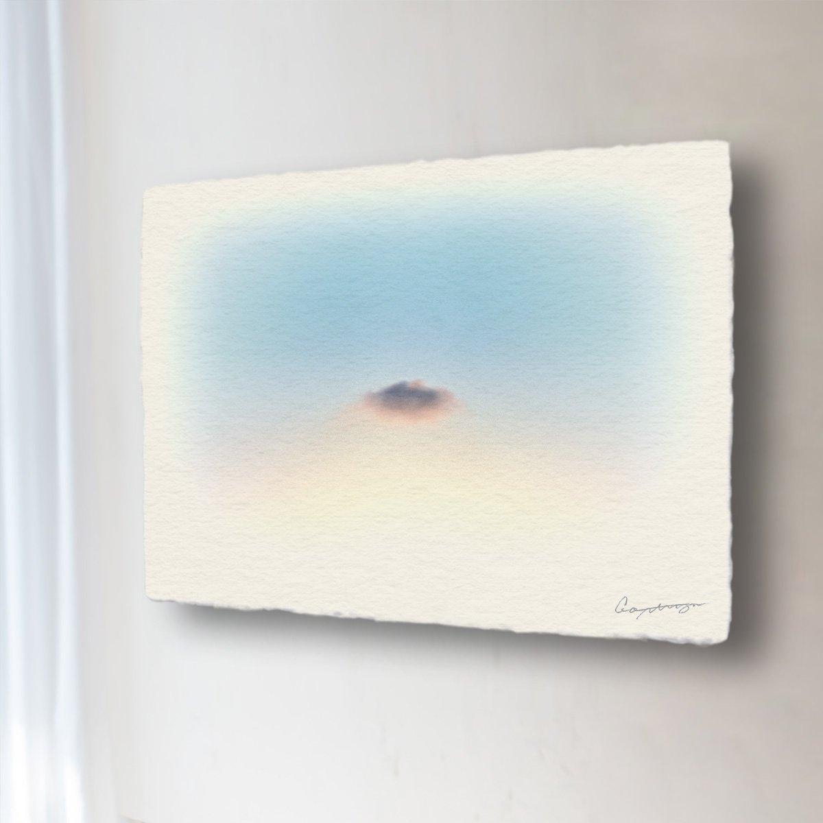 和紙 アートパネル 「夕暮れのはぐれ雲」 (72x54cm) 絵 絵画 壁掛け 壁飾り インテリア アート B074XQMJSF 17.アートパネル(長辺81cm) 88000円|夕暮れのはぐれ雲 夕暮れのはぐれ雲 17.アートパネル(長辺81cm) 88000円