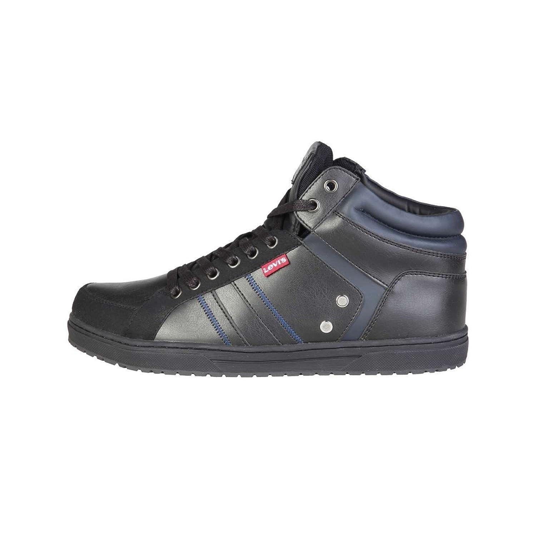 31afe4ca459e Levi's Sneakers 227511-1794-59 Noir - Chaussures Basket Homme GH8HUA1Z -  franceweddingphotographer.fr