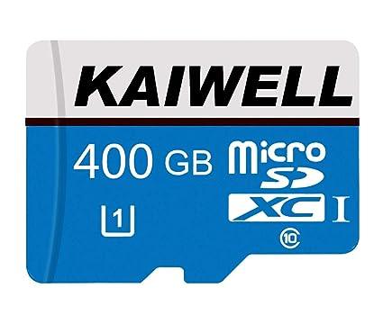 KAIWELL - Tarjeta de Memoria Micro SD SDXC con Adaptador (128 GB ...