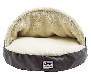 Cama cueva perro