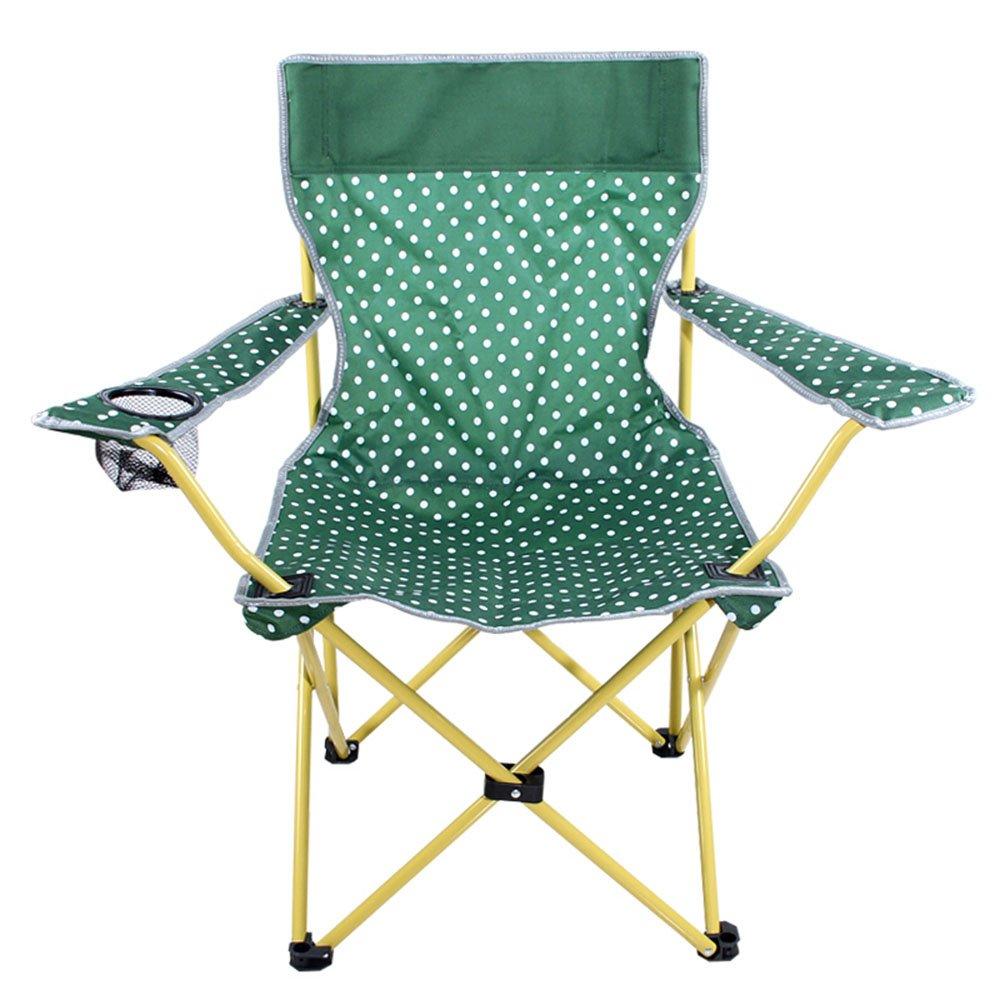 【税込】 ベンチ ホームアウトドアキャンプチェアポータブルレジャー釣りピクニック防水折りたたみチェア (A++) (色 (A++) : 緑) 緑) 緑 緑 B07DB5L23K, キモノ 仙臺屋 2号店:5639bc6e --- martinemoeykens.com