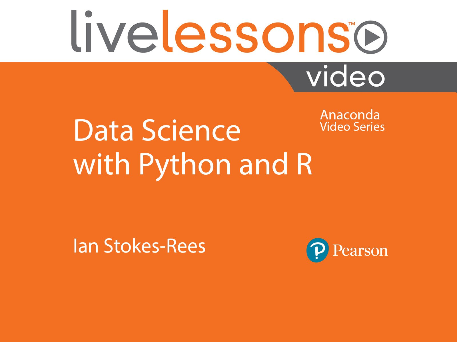 Amazon com: Watch Data Science with Python and R LiveLessons