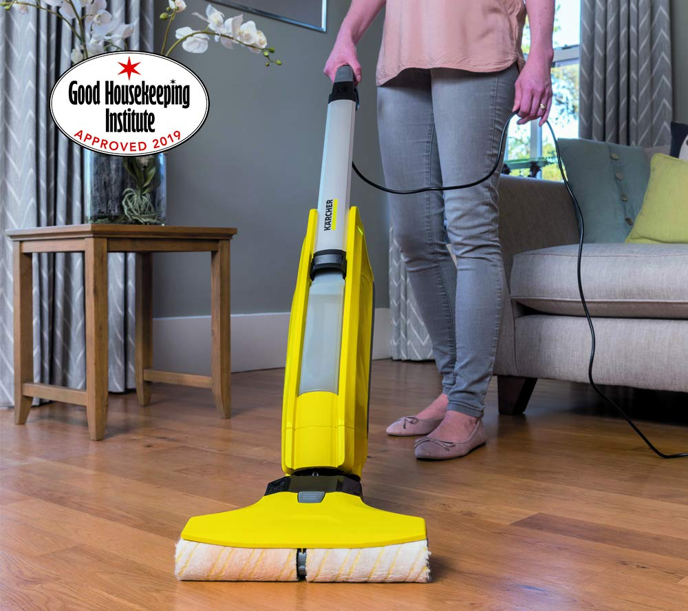 KARCHER FC5 Hard Floor Cleaner - Yellow by Karcher (Image #2)