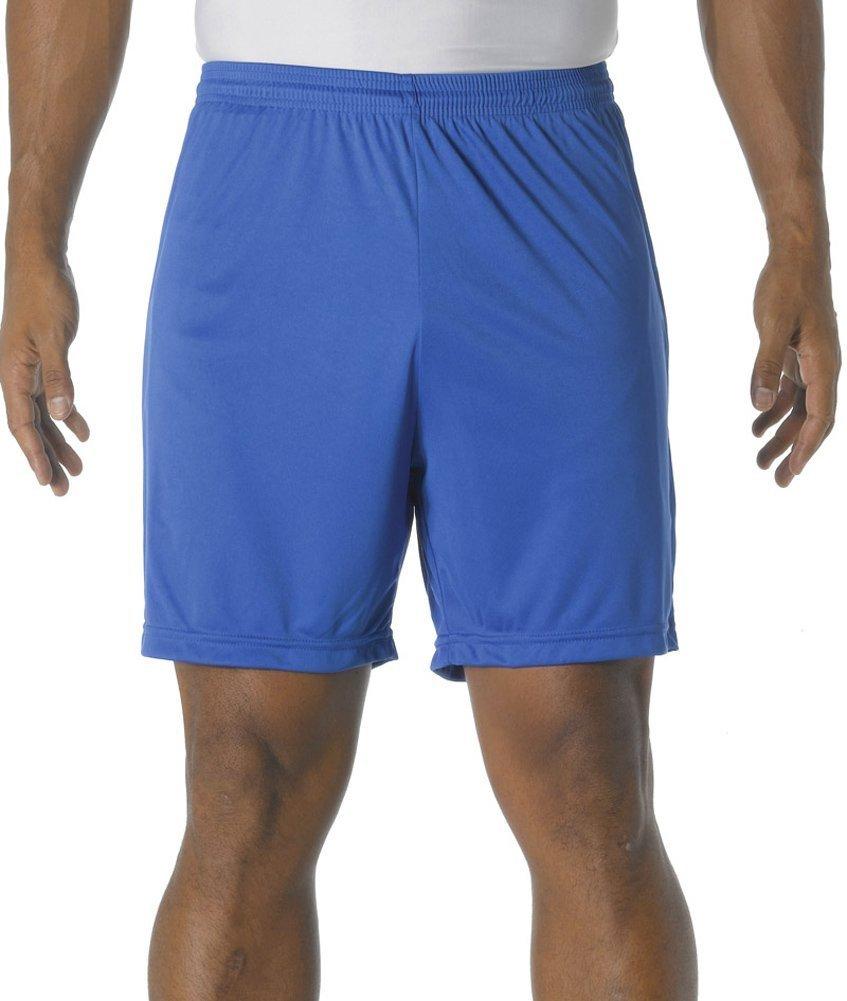 A4 Herren N5244 N5244-CRD k/ühlende Leistungs-Shorts