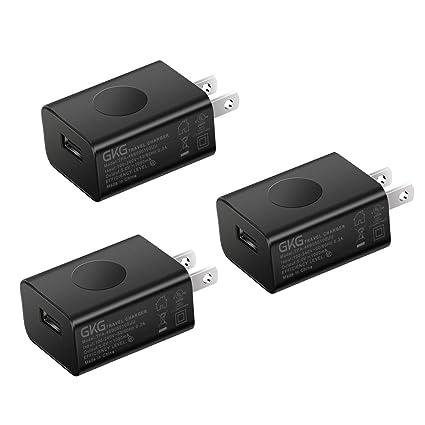 Amazon.com: Adaptador de alimentación USB, 5 V, 1 A ...