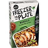 Good Table, Freezer to Plate Marsala Pasta & Sauce, 10.2 oz