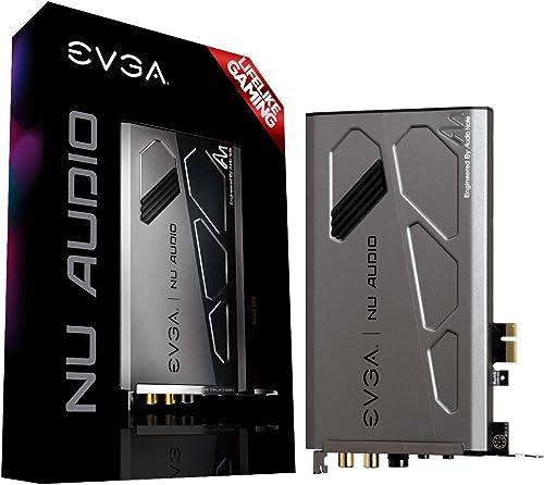 EVGA Nu Audio Card, 712-P1-AN01-KR