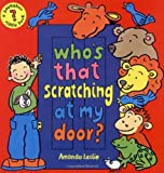 Who's That Scratching at My Door?, Amanda Leslie, 192976619X
