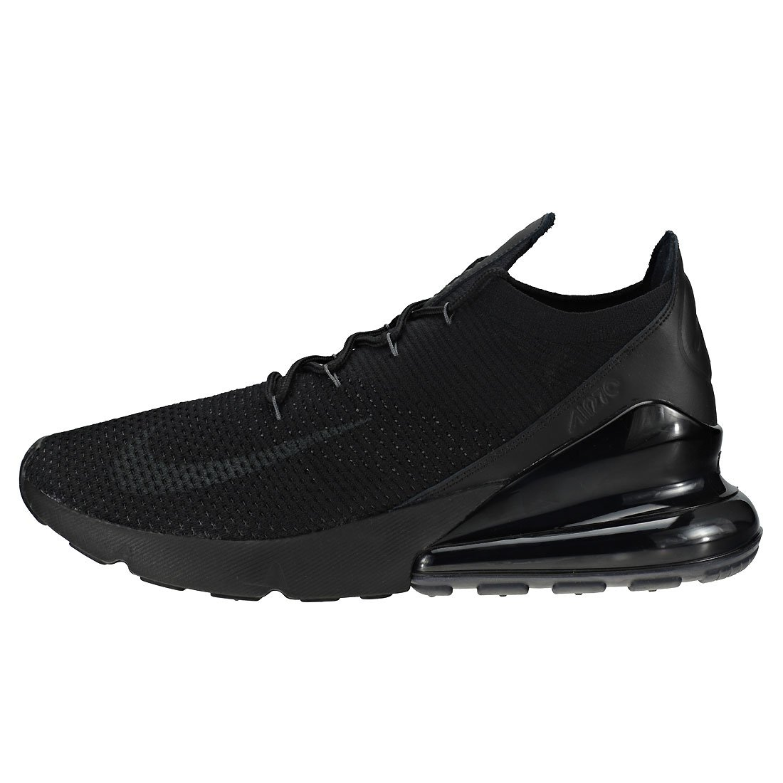 a55d40918ccb Nike Men s Air Max 270 Flyknit Gymnastics Shoes  Amazon.co.uk  Shoes   Bags