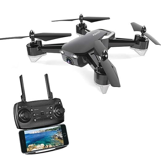 Gbell FQ40 RC Drone - 2,4 G 720P gran angular WIFI HD cámara Drone ...