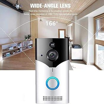 Onbay1 M17 Wireless Remote Home Surveillance Video Smart Doorbell Kits