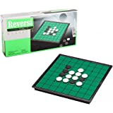 ぶつかってもズレない! マグネット リバーシ 定番テーブルゲーム コンパクト収納 オセロ