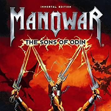 Manowar – the sons of odin (ep) (immortal edition) (2006.