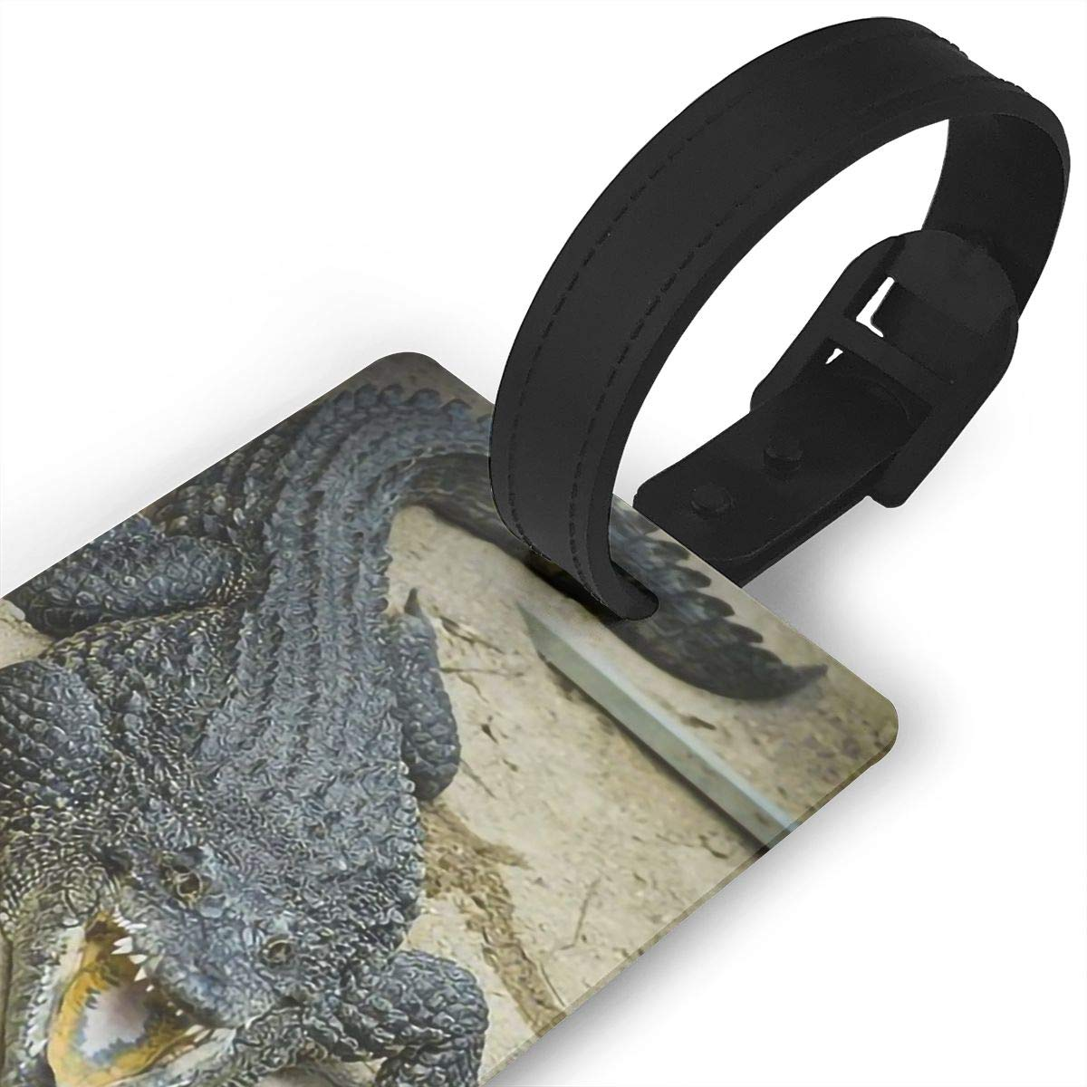 Alligator Travel Tags For Travel Tags Accessories 2 Pack Luggage Tags
