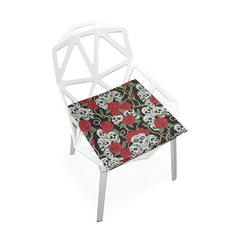 Amazon.com: Cojín para asiento de oveja, color rosa, cojín ...