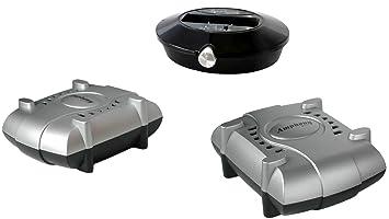 Kit de altavoces inalámbricos con dos amplificadores inalámbricos. Convierte a altavoces Sorround en inalámbricos,